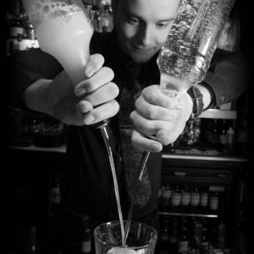 Will Edmonson – Bartender